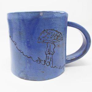 mushroom mug 1 sm